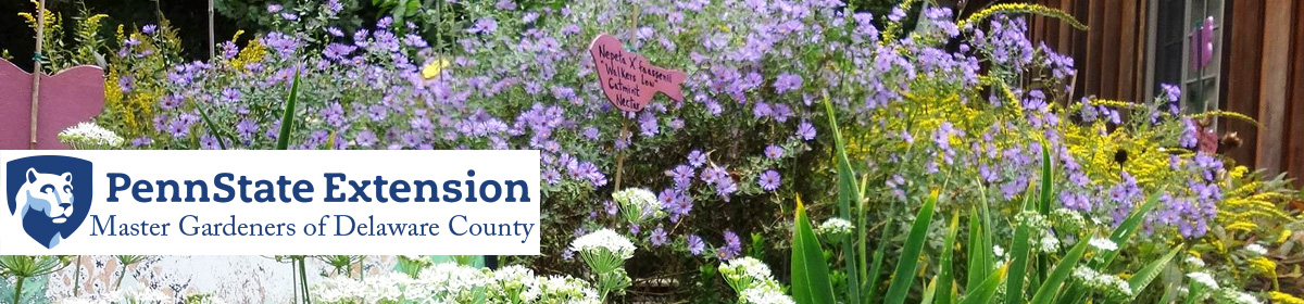 Master Gardeners of Delaware County PA